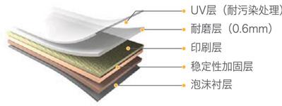 智宝 - HPU处理, 高压透明层, 印刷层, 稳定性加固层, 高弹性层